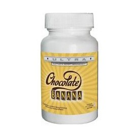Chocolate Banana Ultra Slimming Tablets (Large 60 pills)