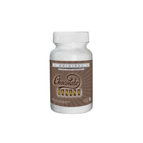 Chocolate Banana Slimming Tablets Original (Large 60 pills)
