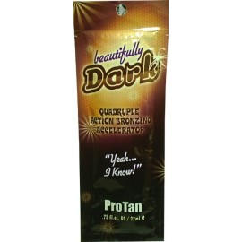 Pro Tan Beautifully Dark Sachet
